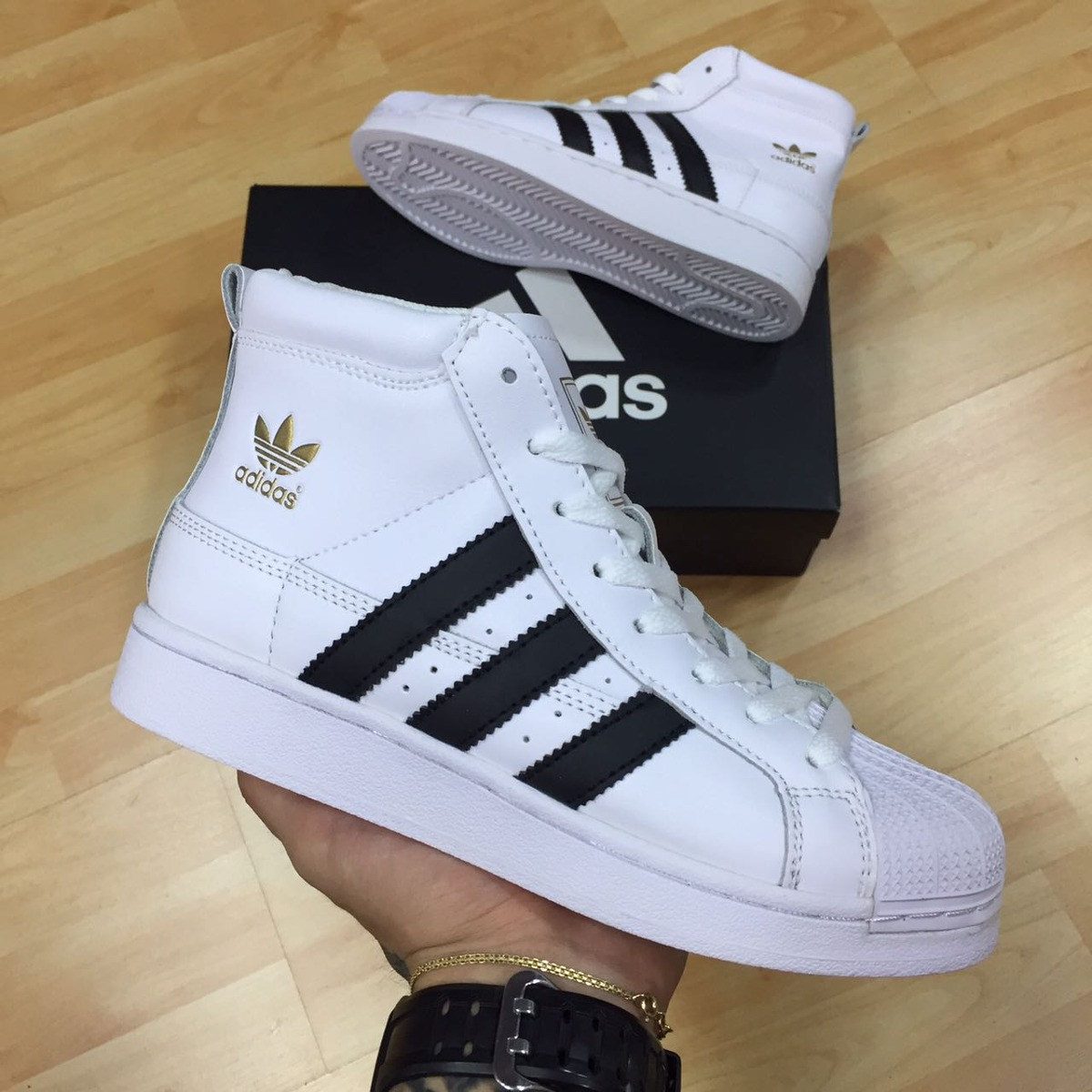 Free delivery - botas adidas superstar - OFF68% - lcyc ...