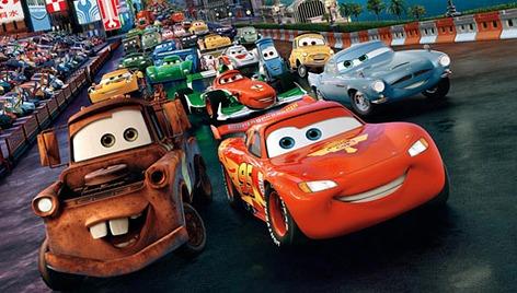 Nos Cars Wallpaper Adorno Para Cumplea 241 Os Rayo Macuin Y Sus Amigos 500 En
