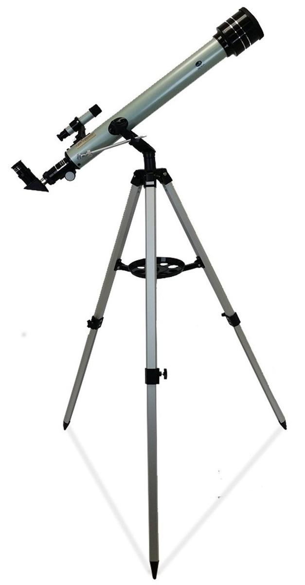 Alcanzar El Telescopio Refractor At607x Con Estuche