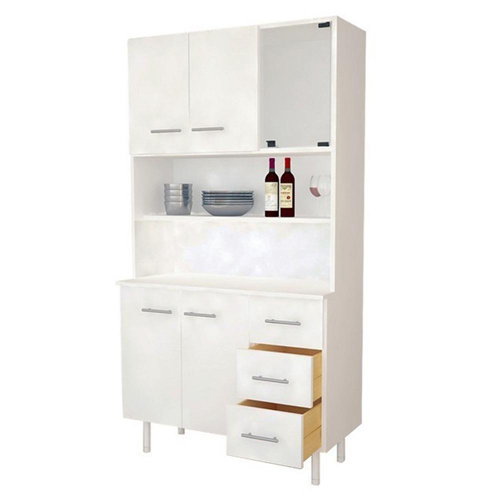 Amoblamiento Despensero Mueble Organizador Cocina 5puertas