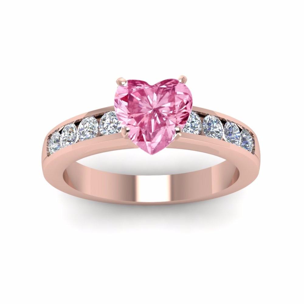 anillo compromiso en oro