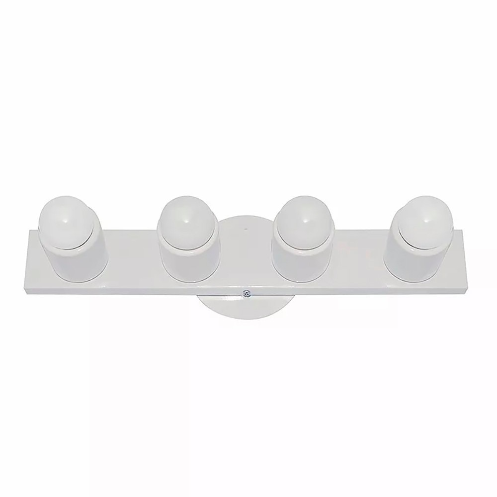 Aplique Baño Led Incluidas Pared Camarin 4 Luces Espejo e73f5c1b3534