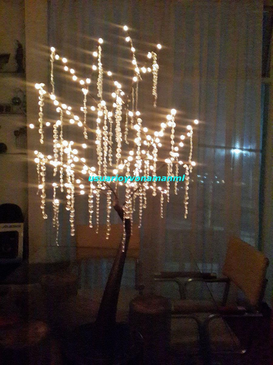 rbol De Los Deseos Con 160 Luces Y Base Envo Gratis