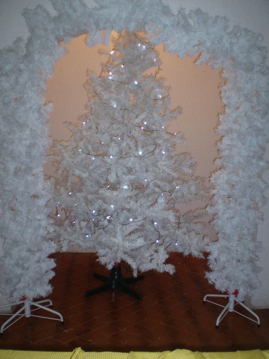 Arbol De Navidad Color Blanco   385000 en Mercado Libre