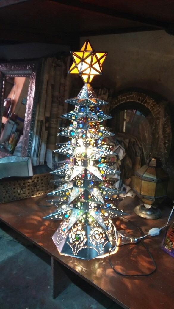 cama sofa forja lexington sleeper sofas arbol pino de navidad hoja lata y cristal - $ 3,800 ...