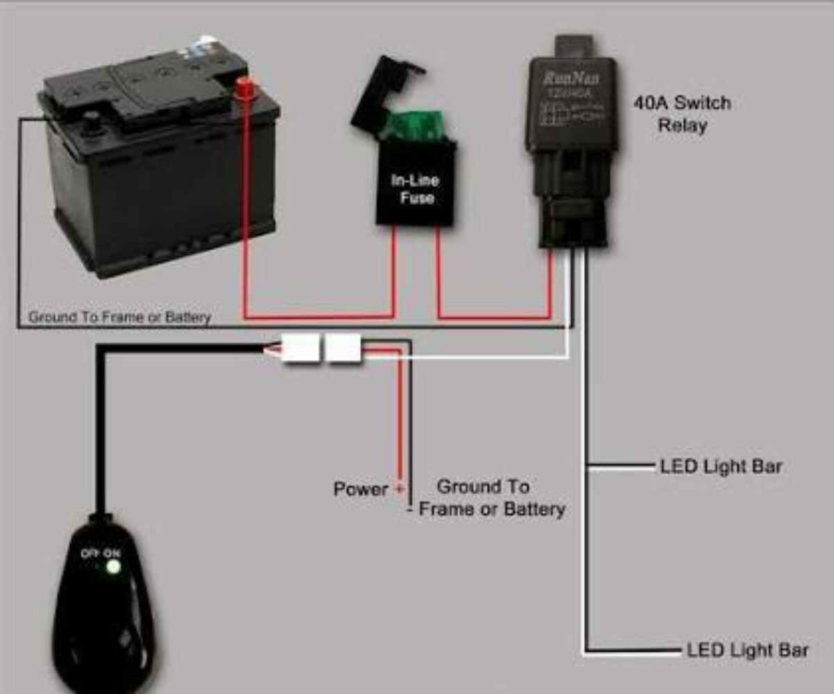 12 Volt Switches Wiring Diagram On 12 Volt Tail Light Wiring Diagram