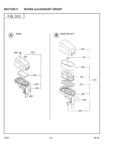 Arrancador Manual Para Motor 8.5 Hp Robin-subaru Eh25, Ey