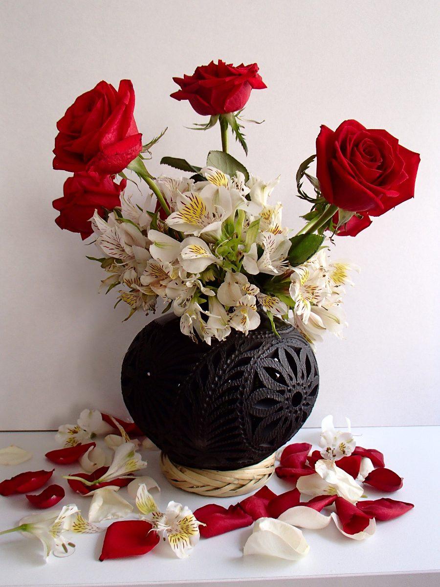 Arreglos Florales Artesanales Para Fiesta Centros De Mesa   50000 en Mercado Libre