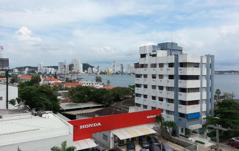 Arriendo Apartamento En Bocagrande Cartagena   1900000 en Mercado Libre