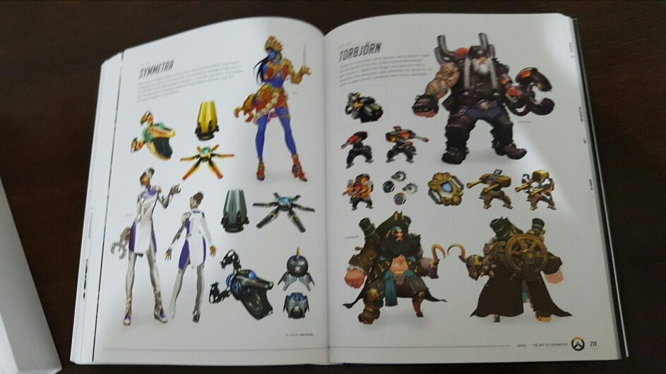 artbook overwatch collector edition