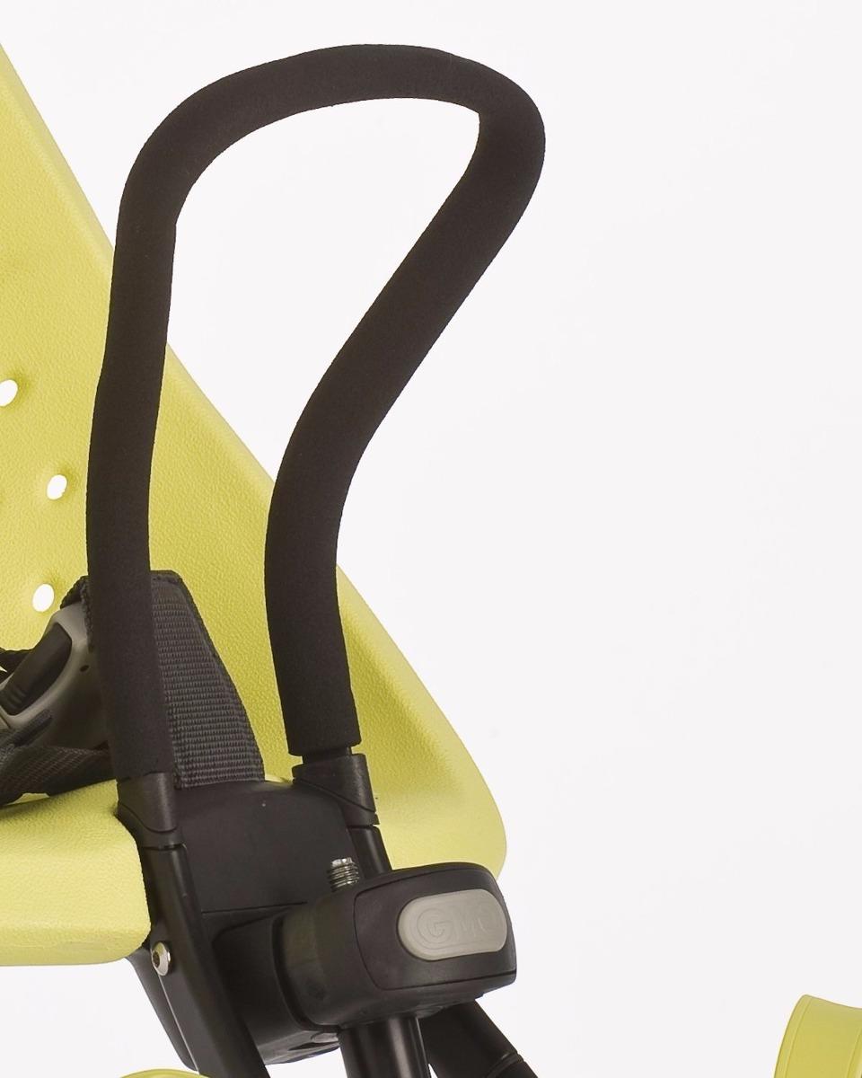 Asiento Silla Infantil Paseo En Bicicleta Yepp Mini Amarillo   447900 en Mercado Libre