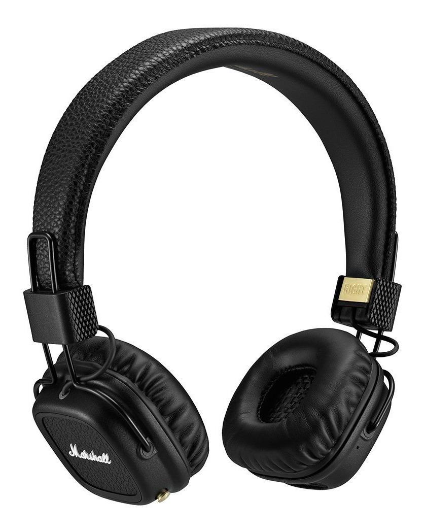 Audífonos Marshall Major Ii Bluetooth - $ 3,199.00 en Mercado Libre