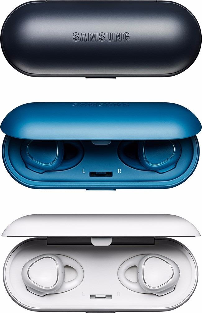 Audífonos Samsung Gear Iconx Azules. Cuidado Con Los Clones - $ 3.599.00 en Mercado Libre
