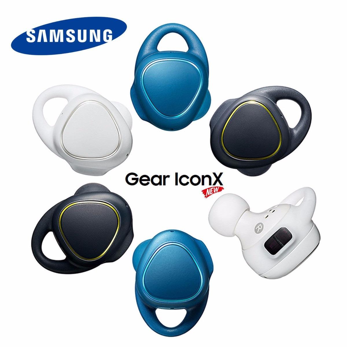 Audífonossamsung Gear Iconx: Con Sensor De Ritmo Cardíaco - $ 449.900 en Mercado Libre