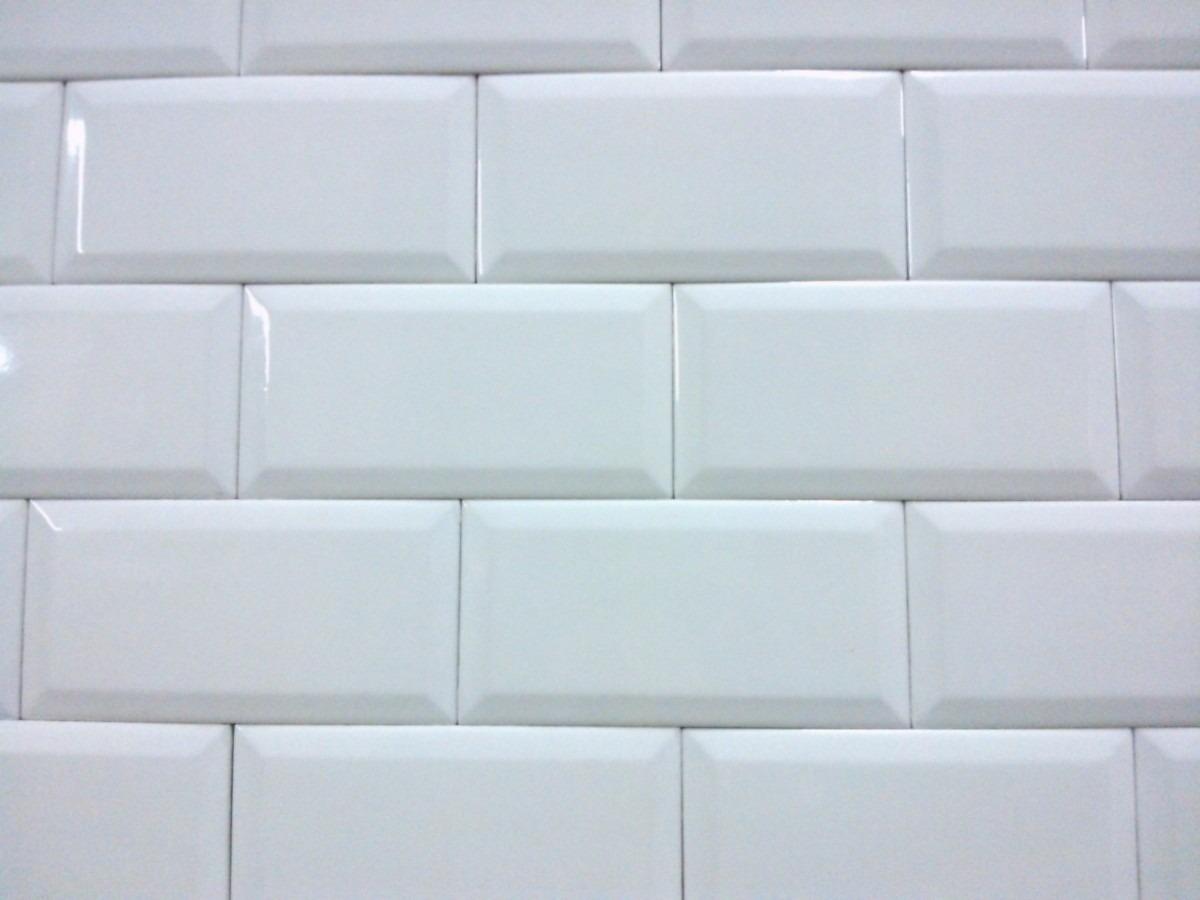Azulejo Para Piscina Cor Branco Puro Com Brilho 10x20