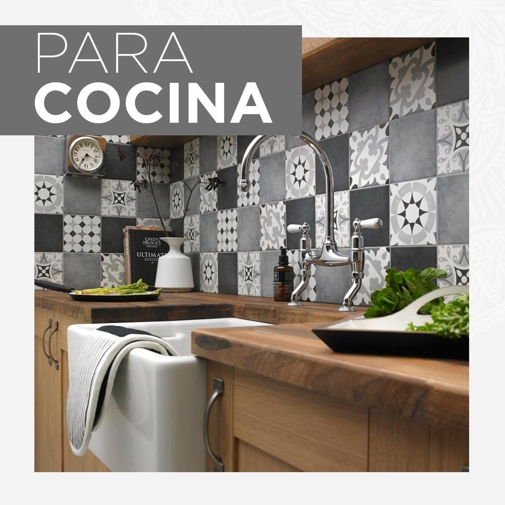 Azulejos Autoadhesivos Mosaicos Cocina 15x15 Cm 30