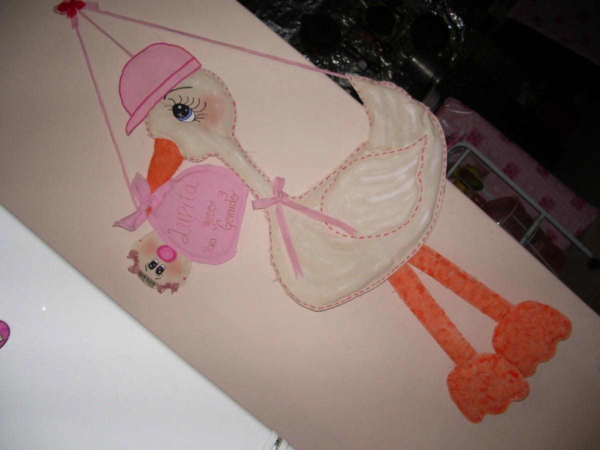 Baby Shower Cigea Decorativa   24500 en Mercado Libre