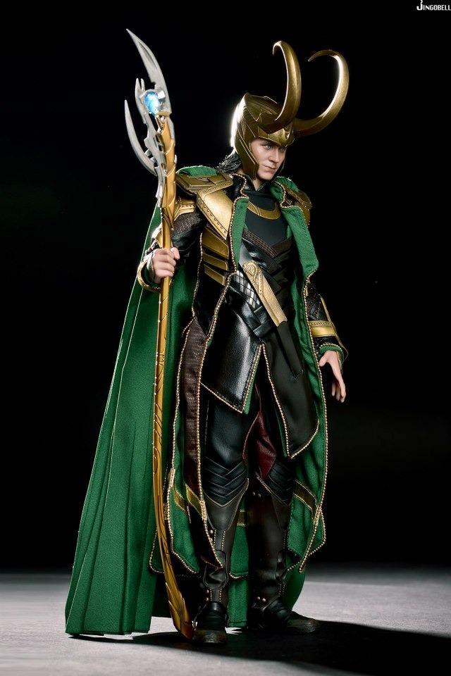 Baculo De Loki Marvel Thor   4000 en Mercado Libre