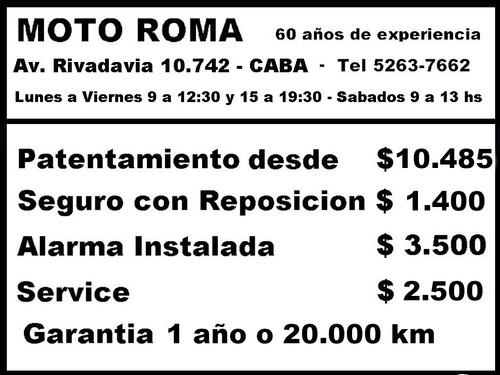 Bajaj Rouser 200 18ctas$9.120 Consultar Contado Motoroma