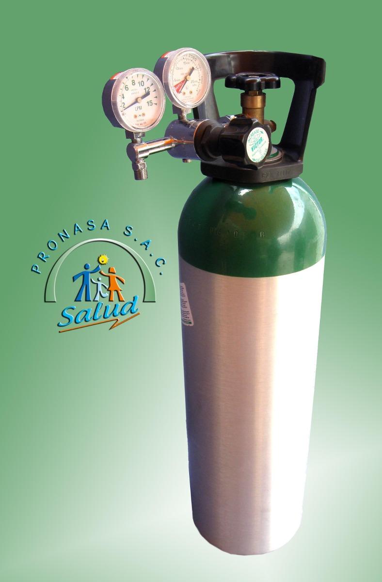 Balon De Oxigeno Medicinal Para Viajes  S 41000 en