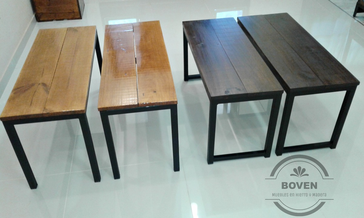 Muebles De Madera Y Fierro Muebles Madera Beautiful Made From A