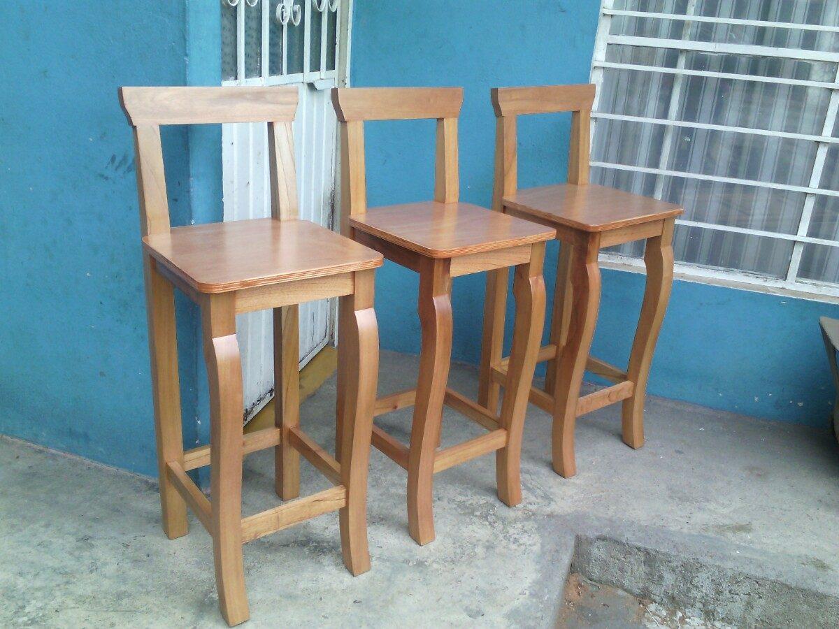 Banco Para Desayunador Barra Cantina Sillas   155000 en Mercado Libre