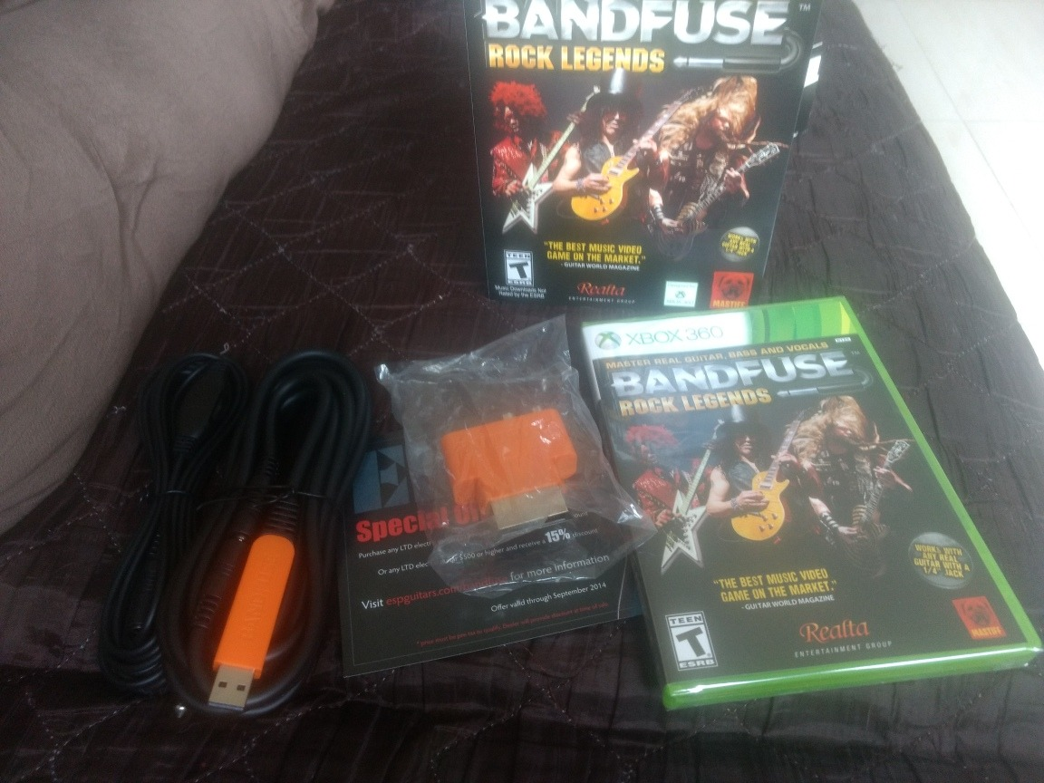 Bandfuse Xbox - pantera bandfuse rock legends gameplay video ... on