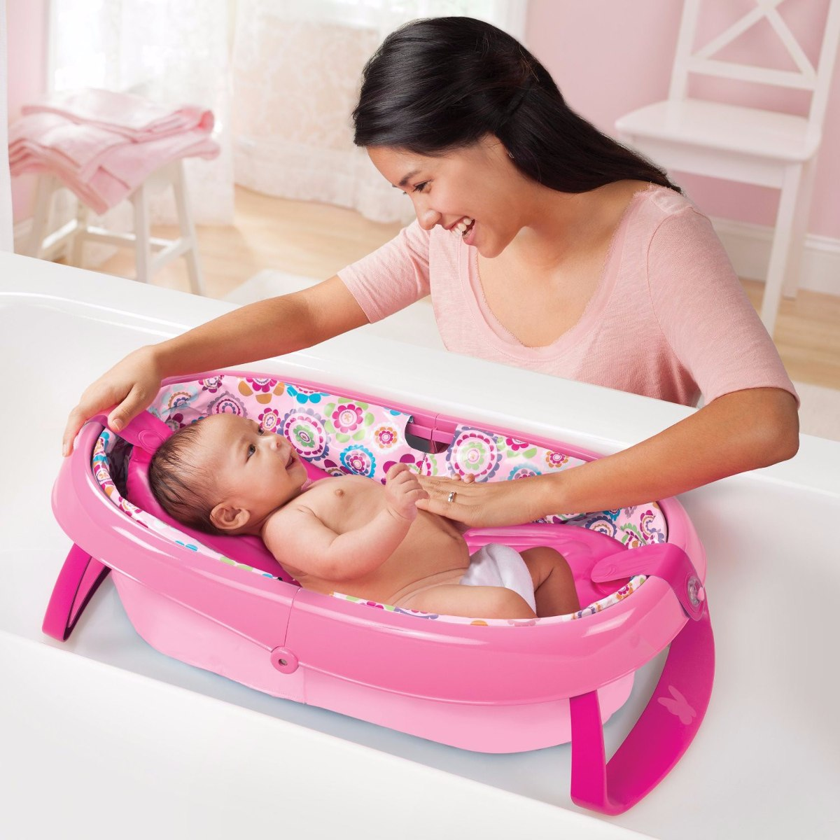 Baera Portatil Plegable Bebe Summer Infant Nia 2 In 1   139900 en Mercado Libre