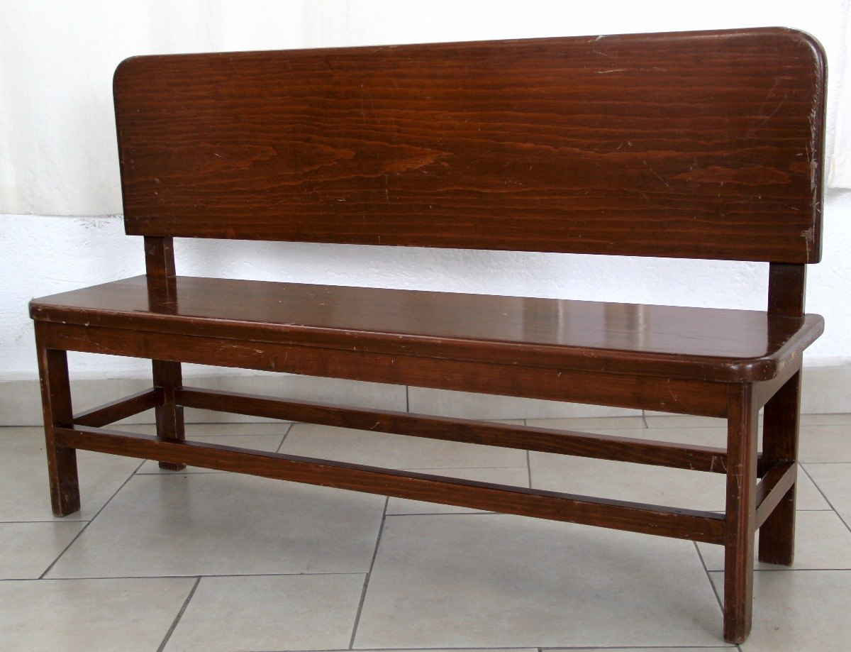 sofa cama usados distrito federal cleaning hackensack nj banquita de madera 1 200 00 en mercado libre