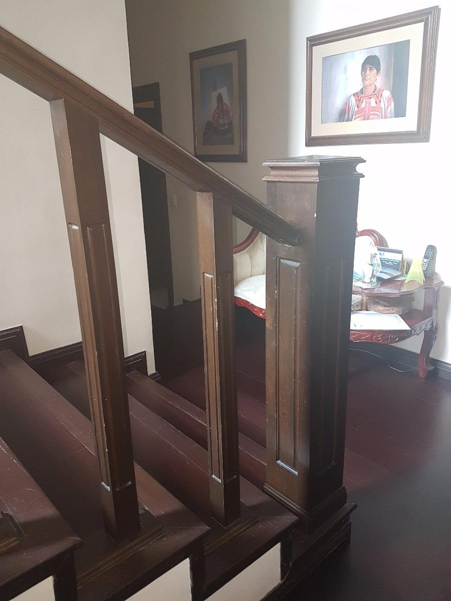 Barandal Para Escalera De Madera De Banak   700000 en