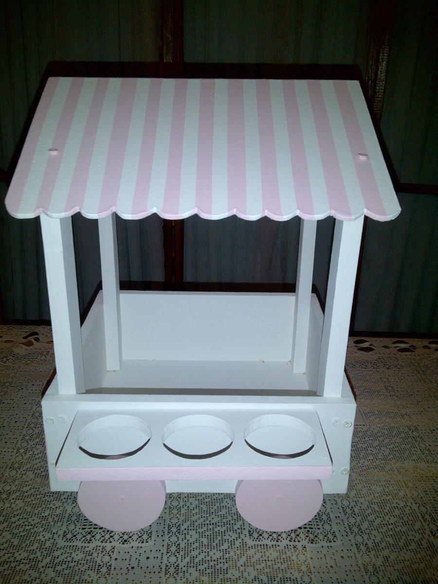 Base Para Ponquesitos Candy Bar Kiosco Para Dulces  Bs 0