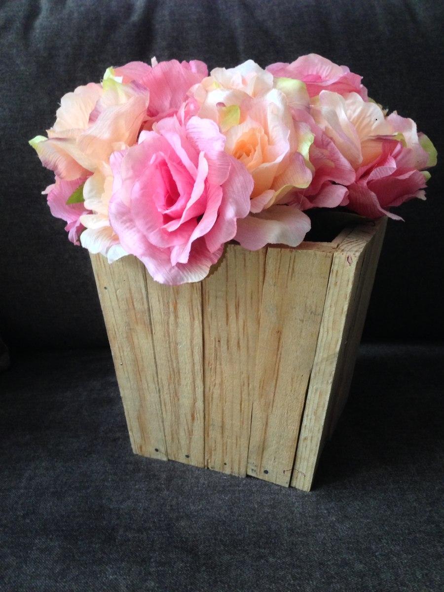 Bases Para Arreglos Florales De Madera 17cm De Alto   7000 en Mercado Libre