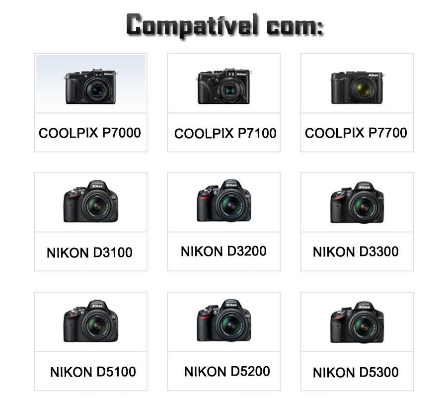 Bateria Nikon En-el14 Original D3100 D3200 D3300 D5200