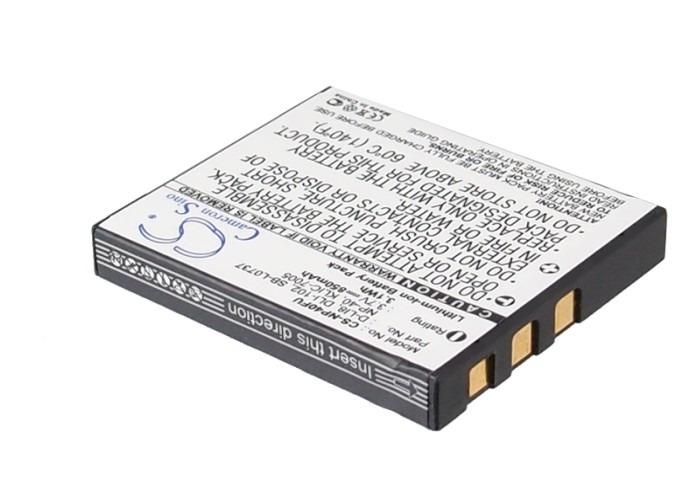 Bateria Pila Fujifilm Np-40 Pentax Optio X D-li8 D-li85