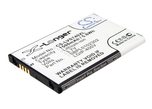 Bateria Pila Lg Verizon Ally Vs740 Vs750 Vs660 Lgip-400v