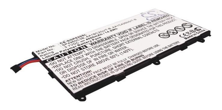 Bateria Pila Samsung Galaxy Tab 7.0 Gt-p3100 P3110 Sgh