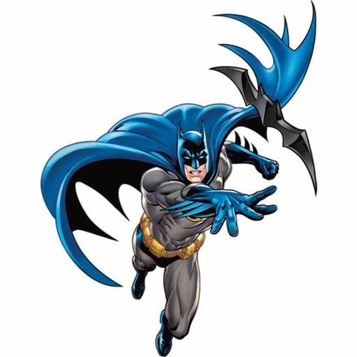 Batman Desenho 10 Display De Mesa Mdf R 5999 Em