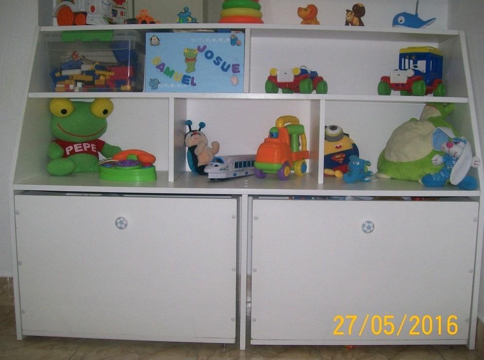 Mueble organizador juguetes dise o de interiores para el for Mueble organizador infantil