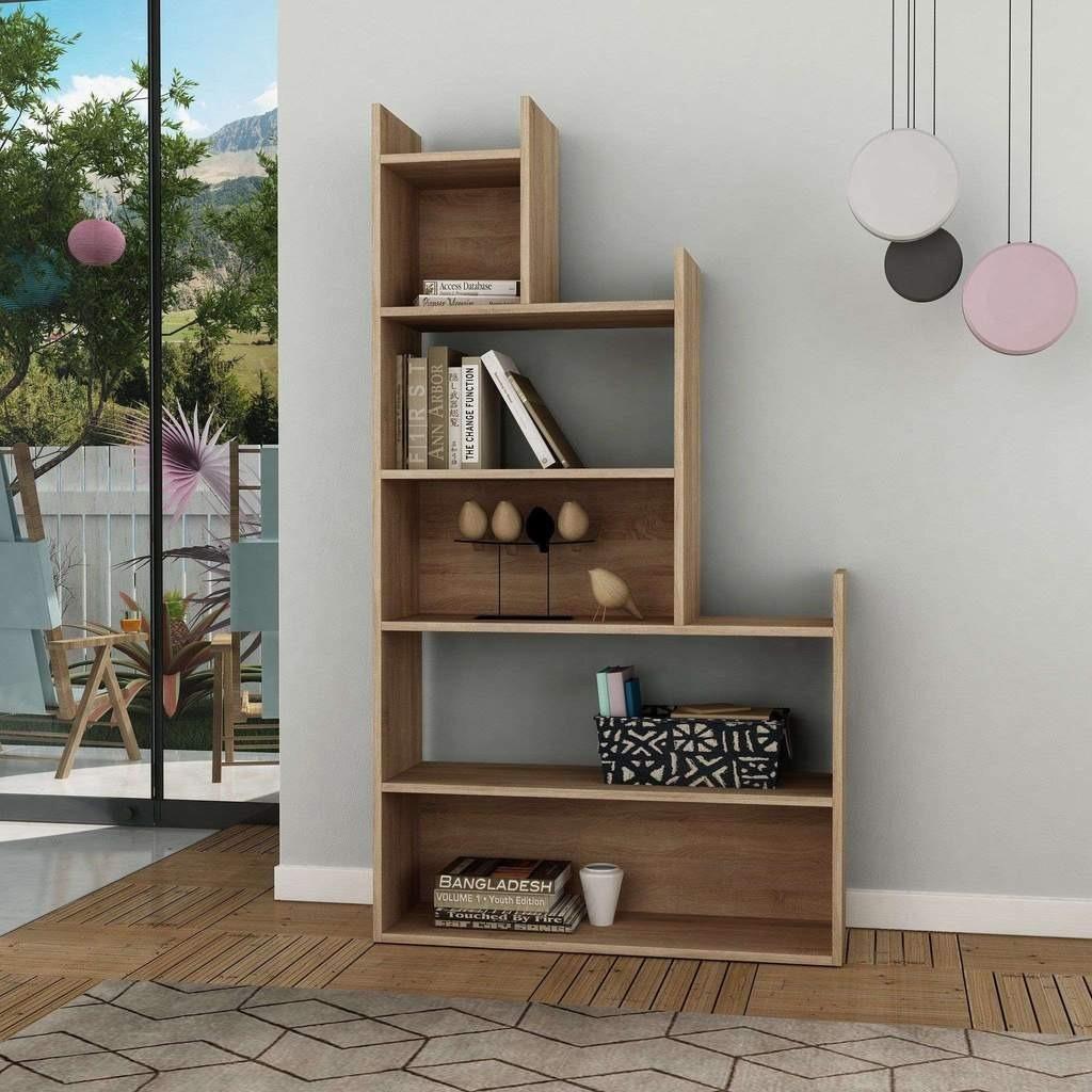 Biblioteca Moderna Living Rack Mueble   931725 en
