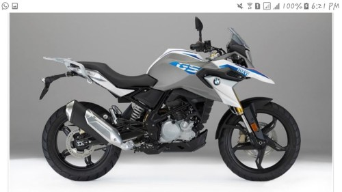 small resolution of bmw 310 gs blanca