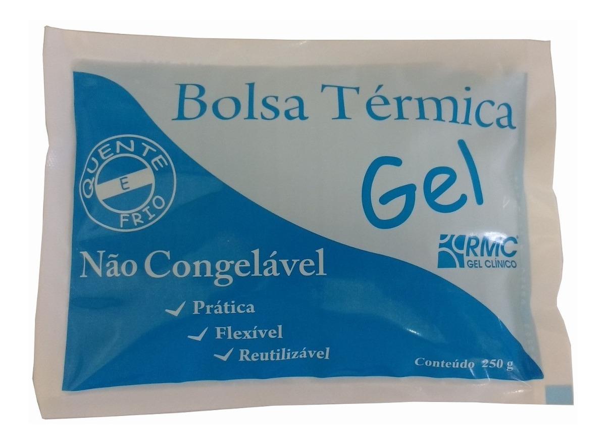 Bolsa De Gel Térmica Rmc Não Congelável - 250gr - R$ 1724 ...
