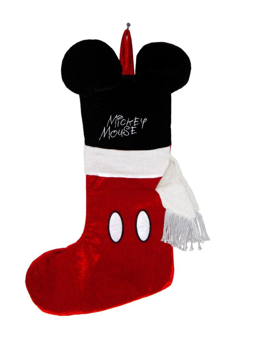 Bota Navidea Mickey Mouse Minnie Disney Decoracin Mimi