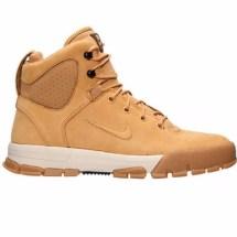Botas Nike Air Max Nevist 6 Acg Leather Miel Waterproof 68cbba2a0706d