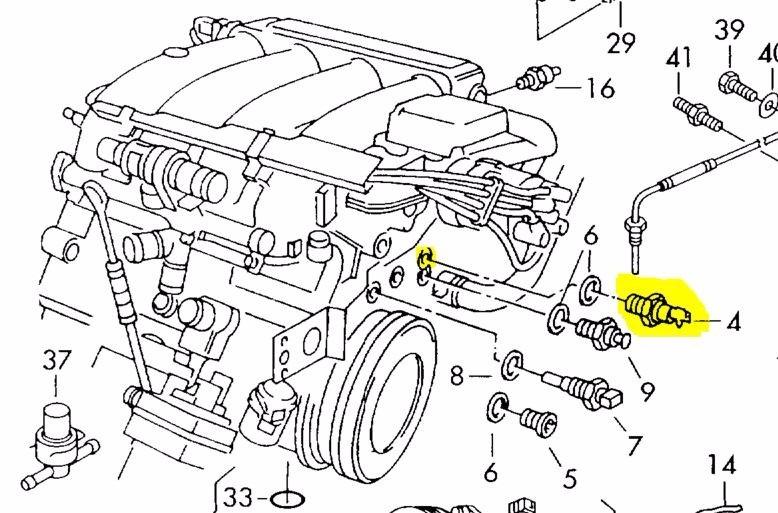 [DIAGRAM] Wiring Diagram Transmision Automatica Jetta A4