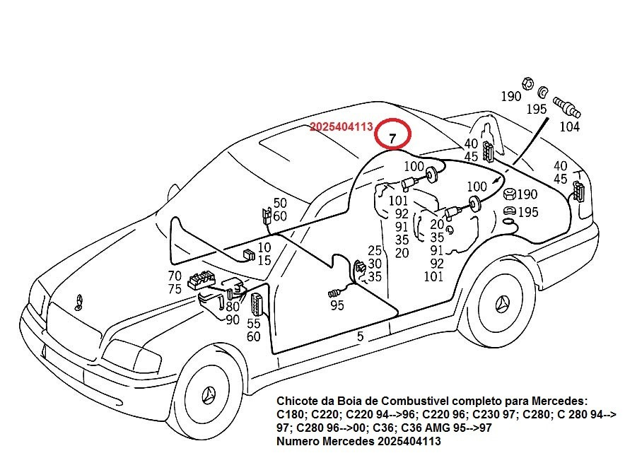 Mercedes 1997 Wiring Diagram System Wiring Diagramnissan Laurel
