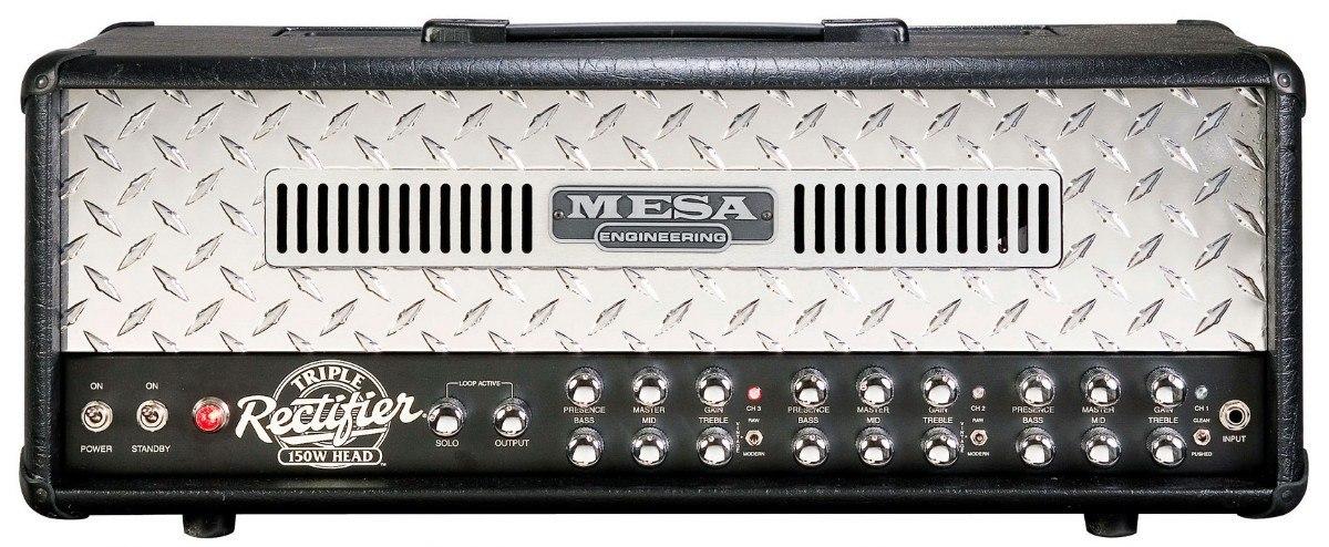 Cabezal Mesa Boogie Triple Rectifier   23452000 en
