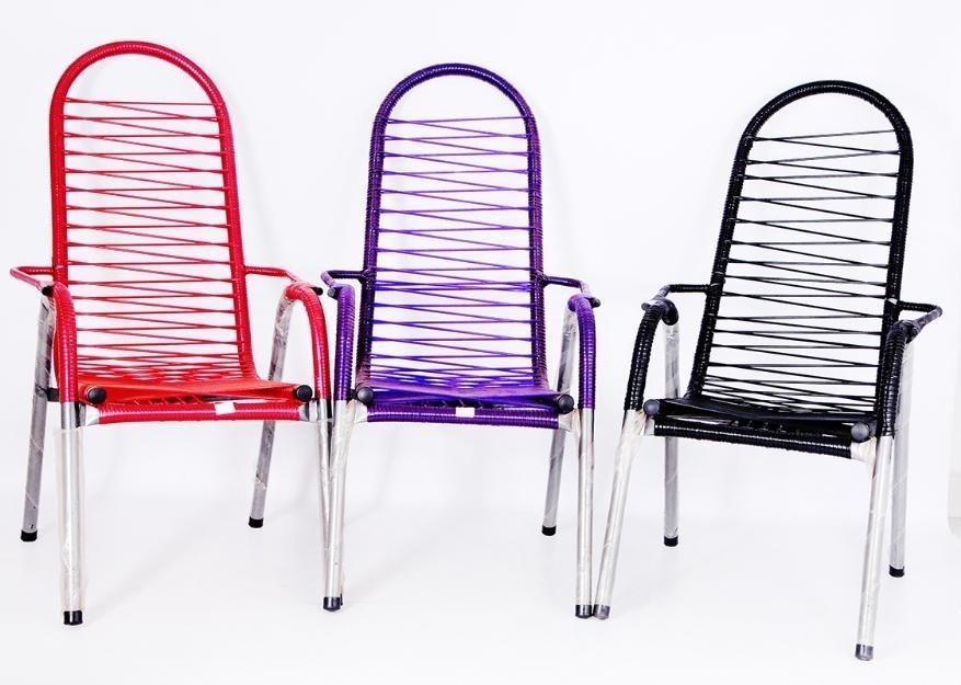 Cadeiras De Varanda Espaguete  R 12000 em Mercado Livre