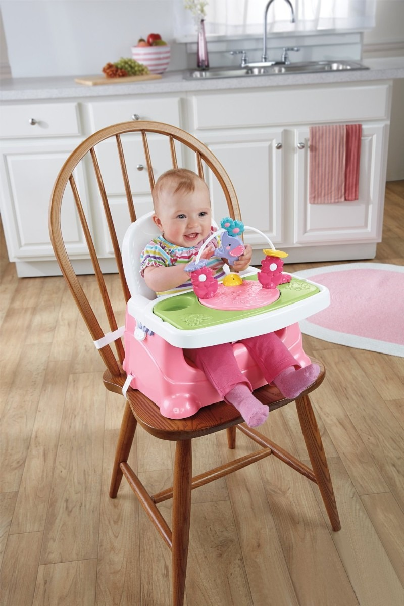 Cadeirinha De Alimentao Refeio Porttil Fisher Price