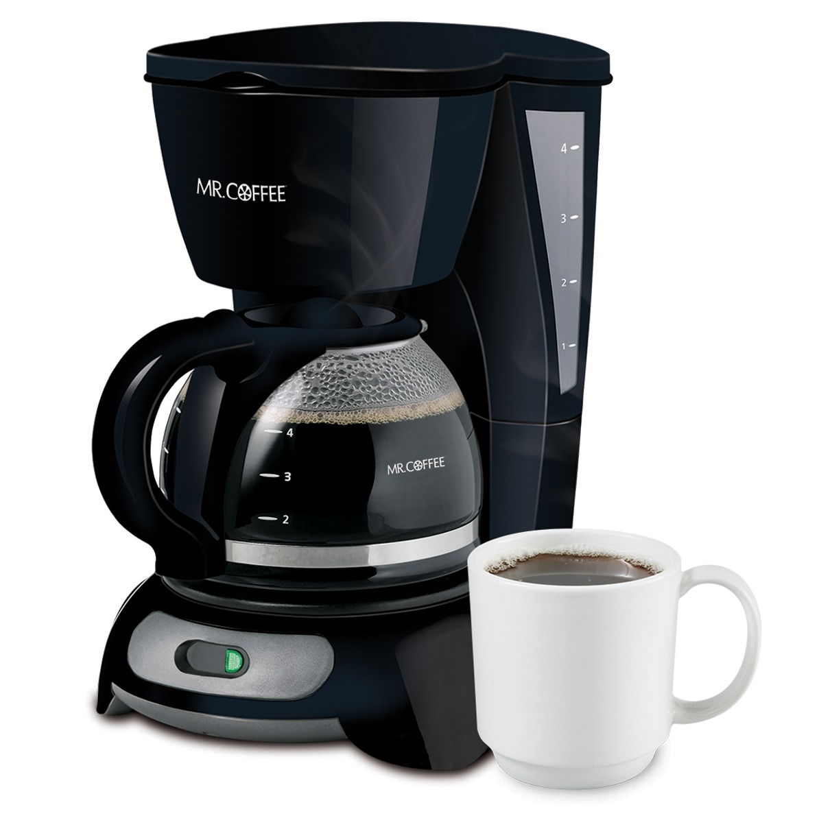 Cafetera Mr Coffee 4 Tazas Nueva Original   99000 en