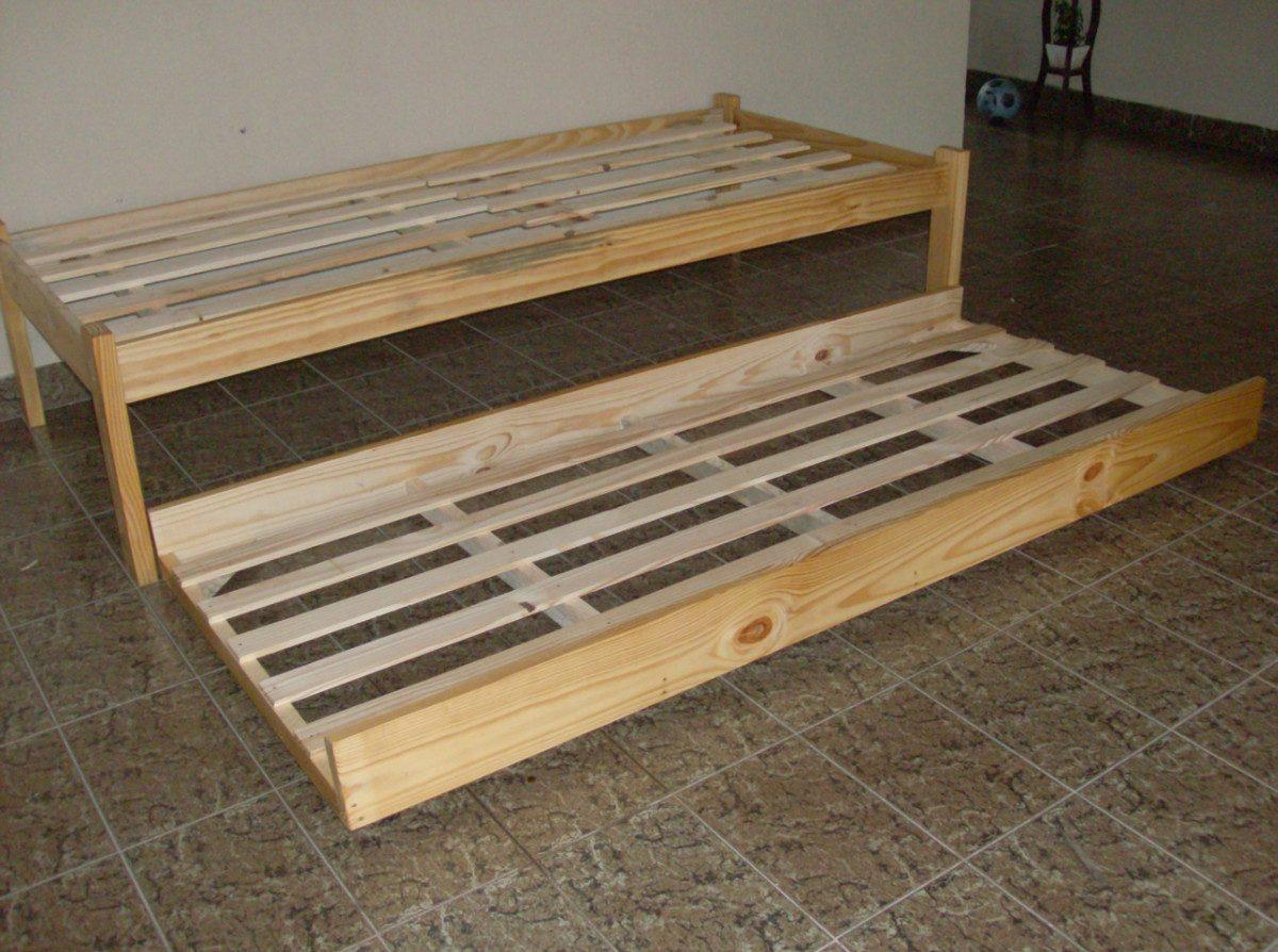 Cama Solteiro Reforada  R 13900 em Mercado Livre